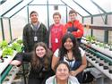 Green Forest Middle School EAST Awarded ADE Healthy School Garden Grant