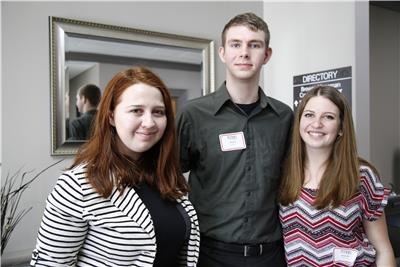EAST students present on STEM conference panel