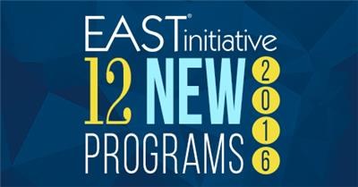 12 Schools to add EAST programs in 2016