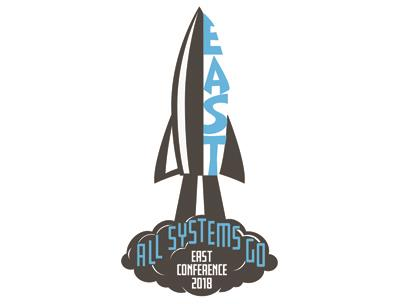 Conference 2018 Blasts Off with Logo Design