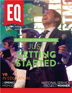 Spring 2017 EQ is here!
