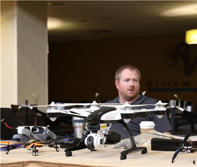EAST Offering Drone License Training