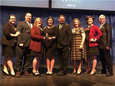 EAST Named Nonprofit of the Year