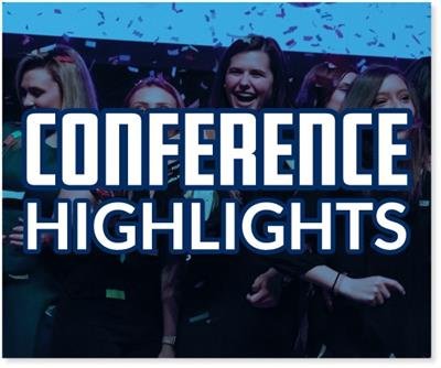 Conference 2018 Highlights Page Live, 2019 Logo Contest Live